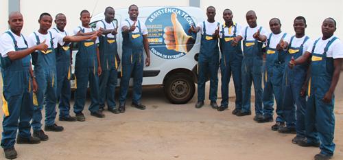 Equipa Técnica Ao Serviço Dos Angolanos É Uma Realidade