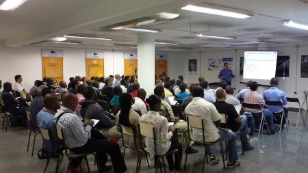 2º Seminário Em Parceria Com a Marca WEG Volta a Encher Centro De Formação Da Nova Sotecma Em Luanda