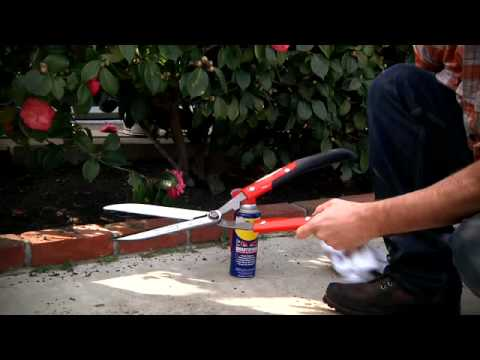 WD-40® Multi-Use Product – What Can't it Do?