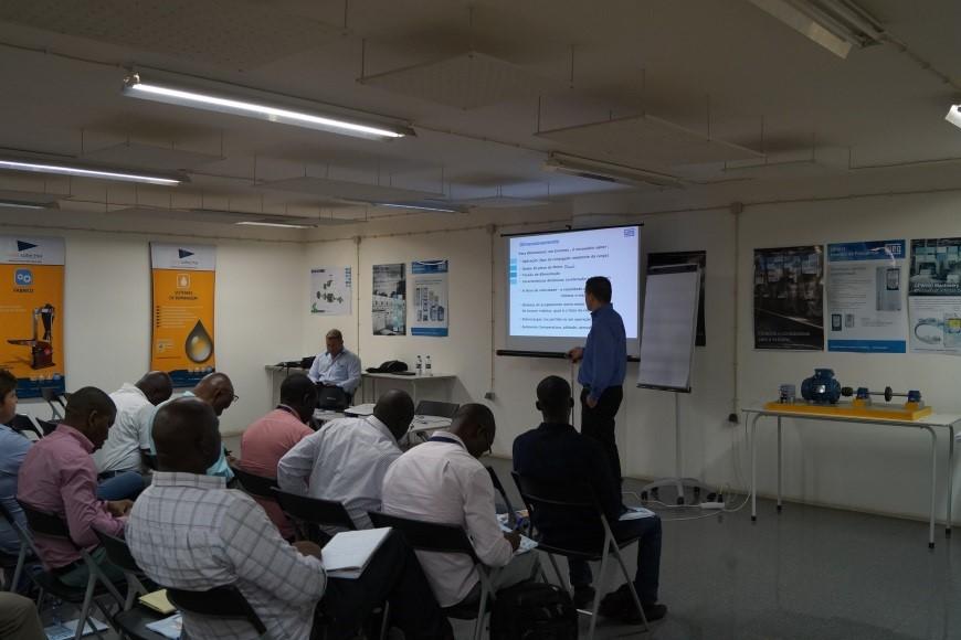 3º Seminário Em Parceria Com A Marca WEG Volta A Encher Centro De Formação Da Nova Sotecma Em Luanda