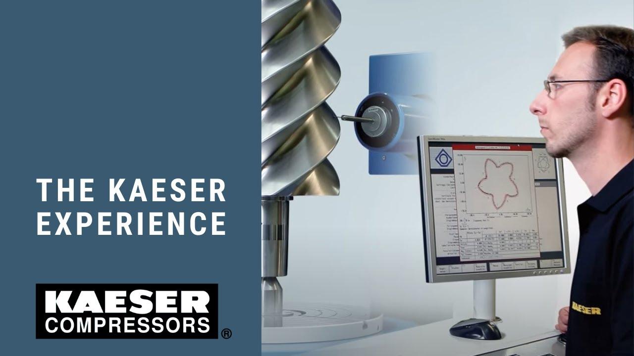 Kaeser Compressors – The Kaeser Experience