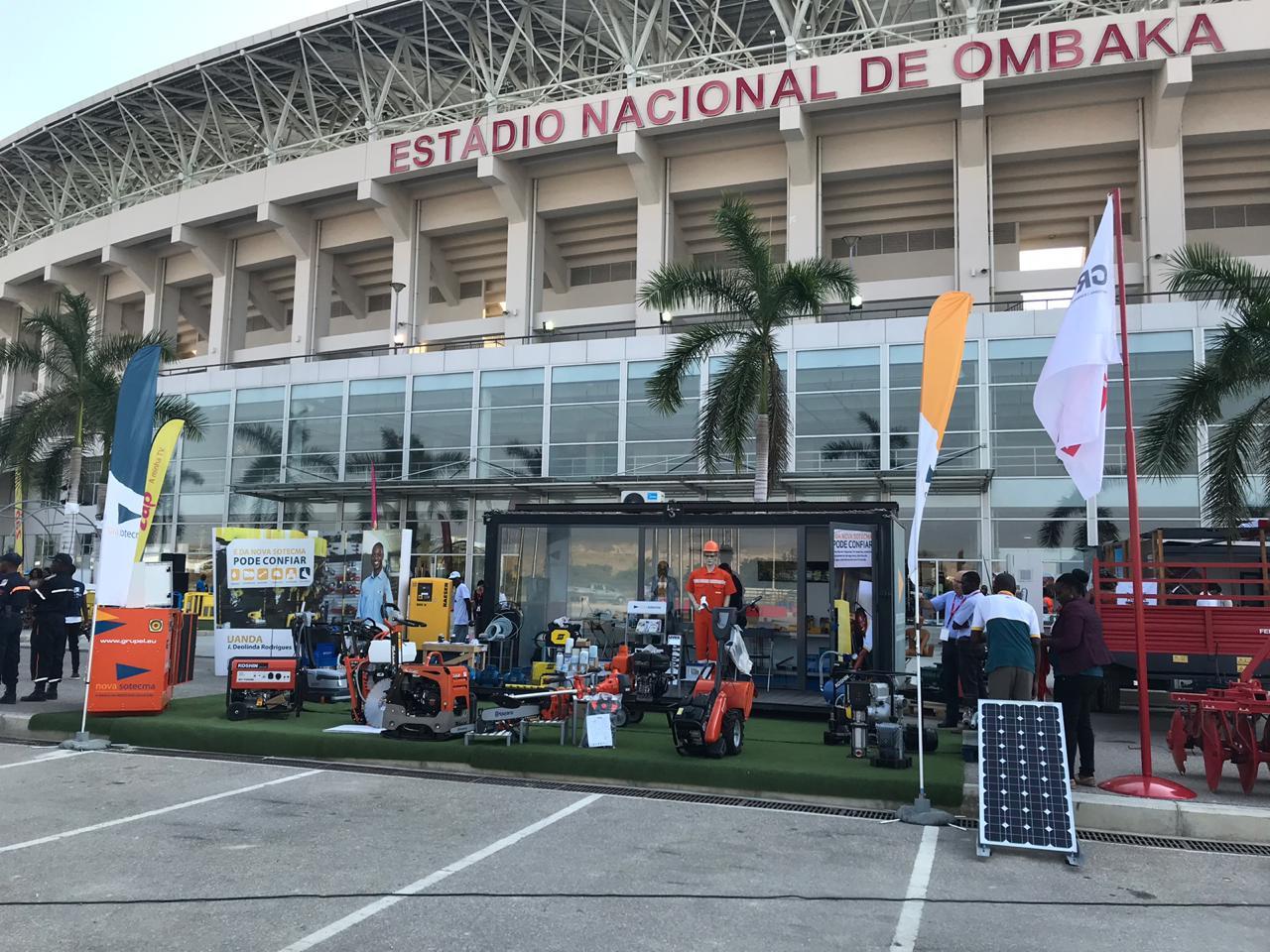 Nova Sotecma participa na 9ª edição da Feira Internacional de Benguela (FIB) 2019